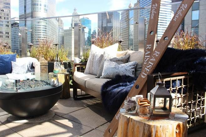 An Urban Rooftop Bar Announces Exclusive Winter Glamping Experience My Travel Leader