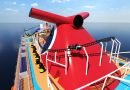 Giant new Carnival ship coming in 2020 will have a roller coaster. Really