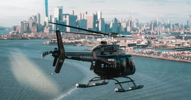 American Airlines passengers can take helicopters to skip airport lines, traffic