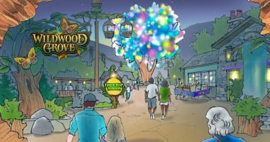 Dollywood to open 'wild' new land focused on families