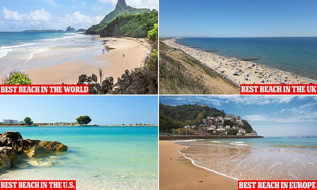 Best Beaches In The World 2019 TripAdvisor names the best beaches in the world for 2019 | My