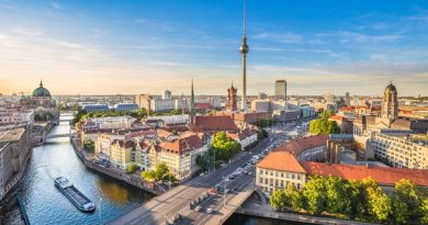 The City of Berlin Will Launch New Travel App