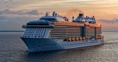 30 of the most spectacular cruise ships in the world