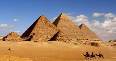 Egypt's Tourism Industry Is Fastest Growing in North Africa