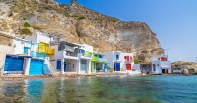 Odyssey's end: exploring Milos and Sifnos, Greece