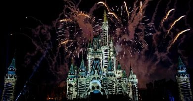 Want your Halloween horror-filled or Not-So-Scary? Pick your poison at Disney or Universal