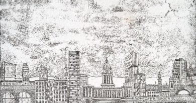 Faded grandeur: the industrial glories of neglected south Leeds – a cartoon
