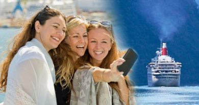 Cruise: Insiders reveal the 'secret' spots where you can snap the best views