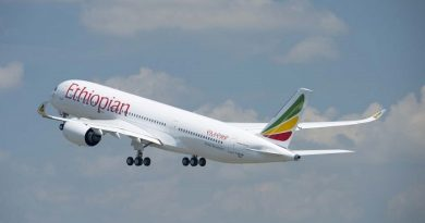 Peters takes up PR role for Ethiopian Airlines in UK