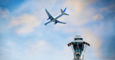 Air traffic controller sends airspace picture to his ex, saying flight is 'trying to crash'