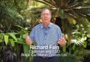 Richard Fain addresses agents Get ready for better times ahead