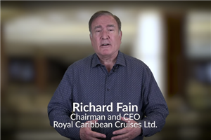 Royal Caribbean CEO Sees A Light at the End of the Tunnel