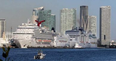 'All people' should avoid: CDC raises warning against cruise ship travel to highest level