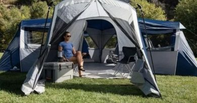 TikTokers love 20-person tent bigger than studio flat that keeps selling out