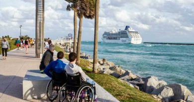 5 tips for going on a cruise as a wheelchair user