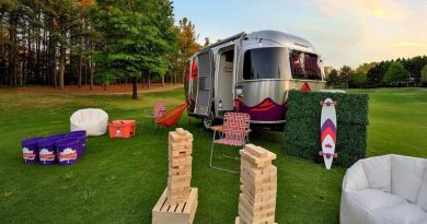 This Beer Company Is Giving Away a Custom Airstream to Its Funniest Fan