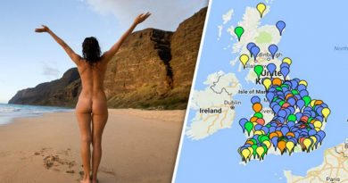 Best nudist resorts in Britain revealed – would you strip naked on holiday?